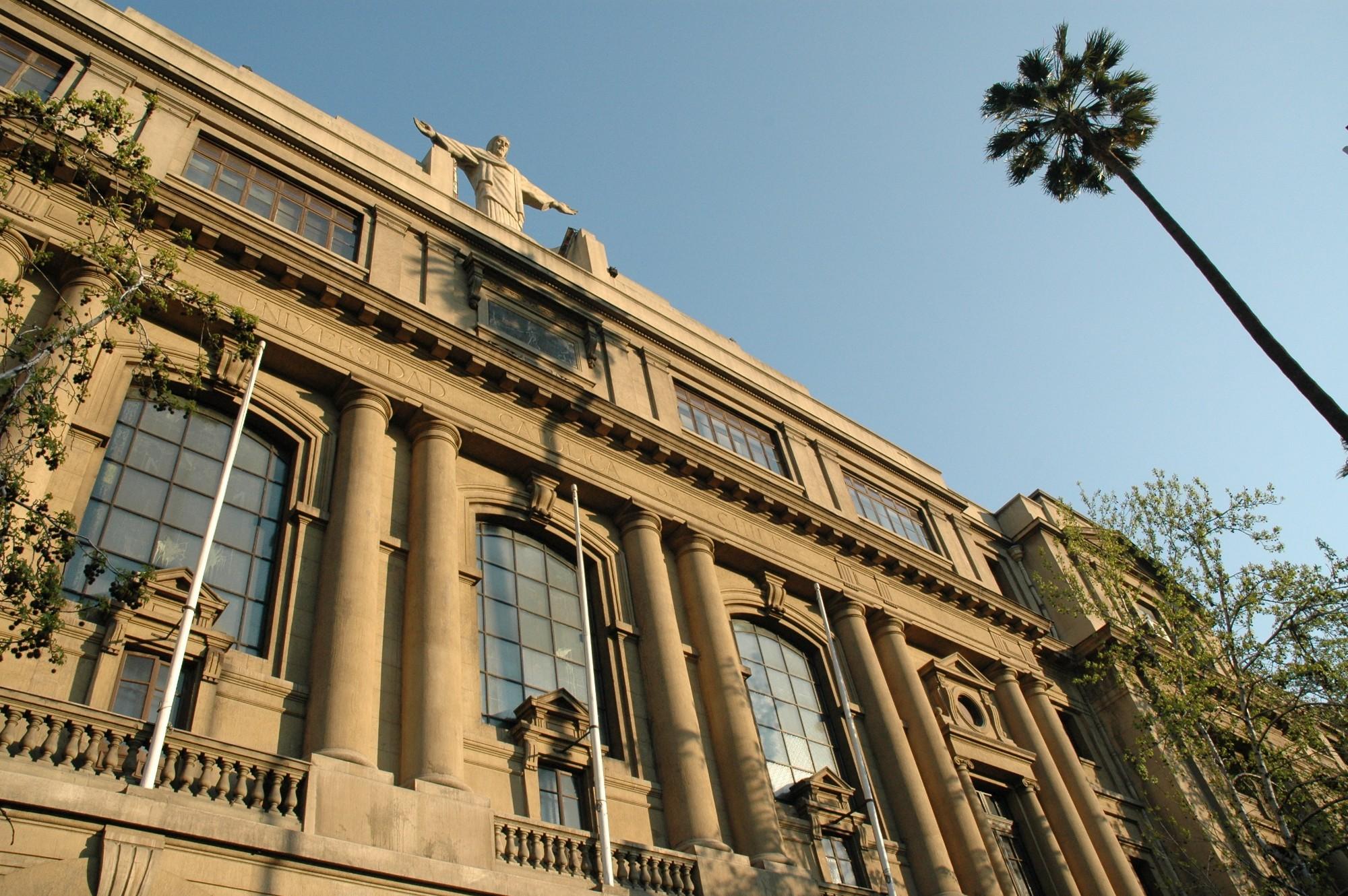 ¿Qué puntaje necesito para estudiar en la Pontificia Universidad Católica?