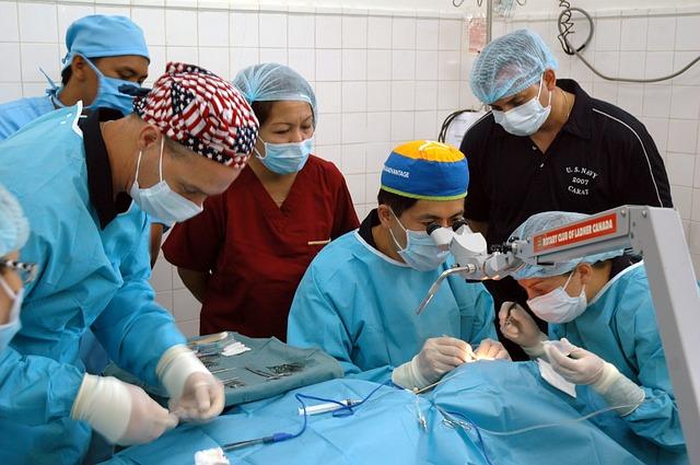 Estudiar enfermería en Chile