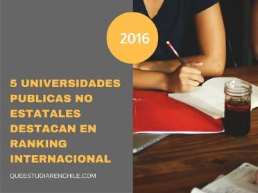 5 universidades públicas no estatales entre las mejores de América Latina