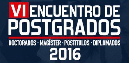 VI Encuentro de Postgrados en Hotel W Santiago