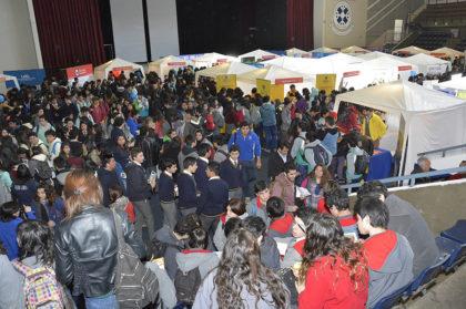 Más de 27 instituciones en Feria de Educación Superior Zona Sur 2016