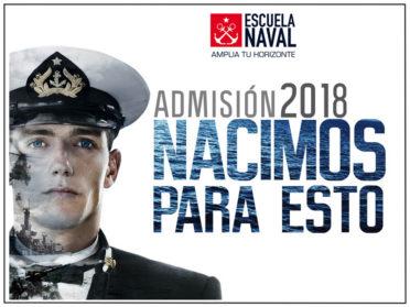 ¿Cómo postular a la Escuela Naval?. Admisión 2018