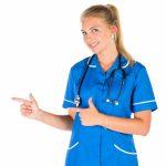 puntaje de corte enfermeria